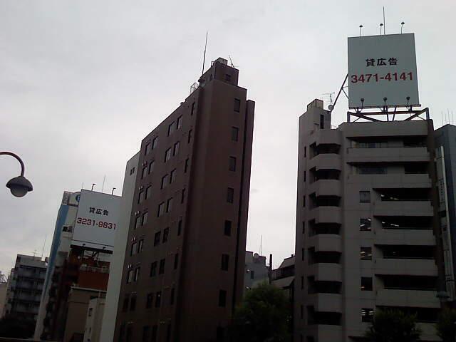 東京に来ています。