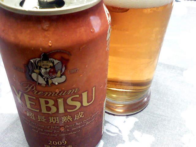Premium YEBISU超長期熟成2009限定醸造
