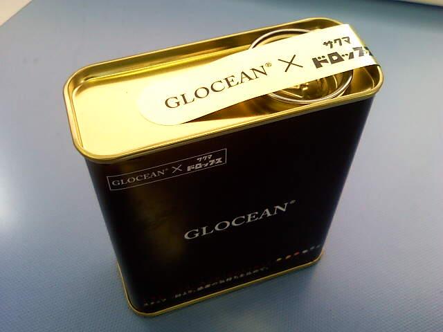 GLOCEAN × サクマドロップス